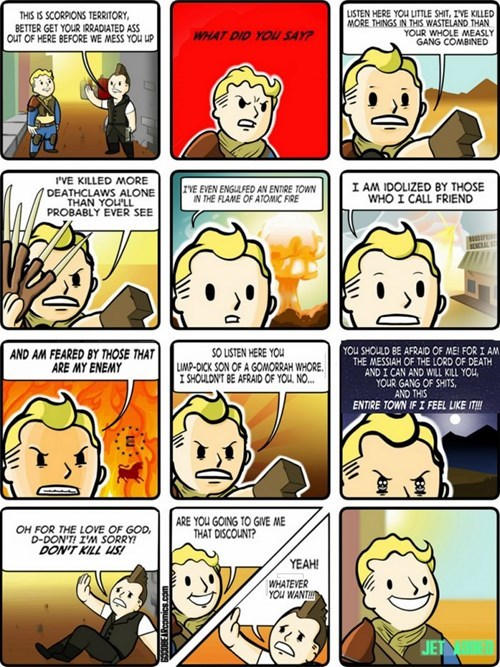 fallout video games web comics - 8388331776