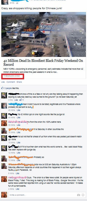 the onion,facepalm,black friday,satire