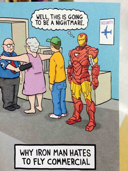security comics iron man - 8390476032
