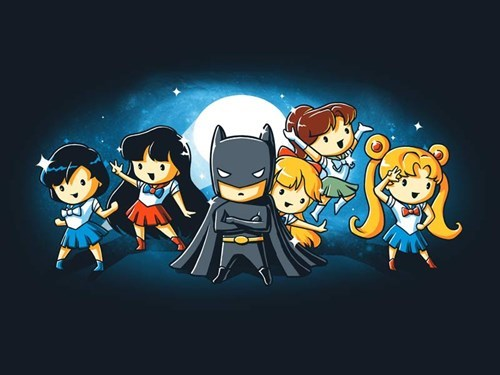 sailor moon for sale batman - 8390509312
