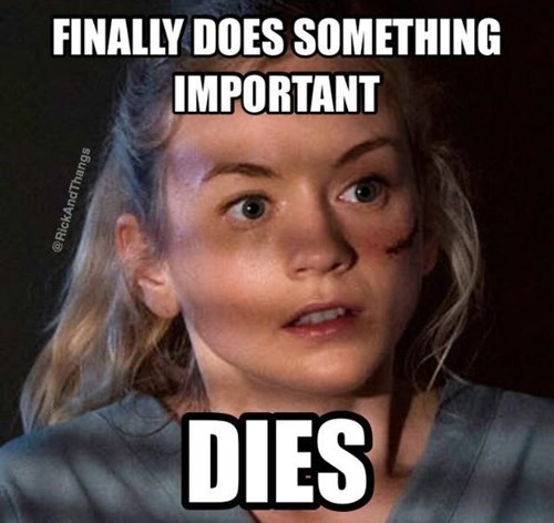 beth greene The Walking Dead - 8390510848