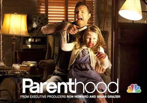 the governor parenthood The Walking Dead - 8390537728