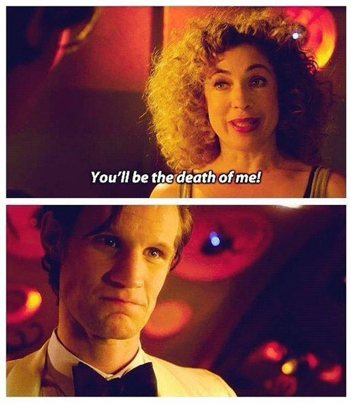 11th Doctor,River Song