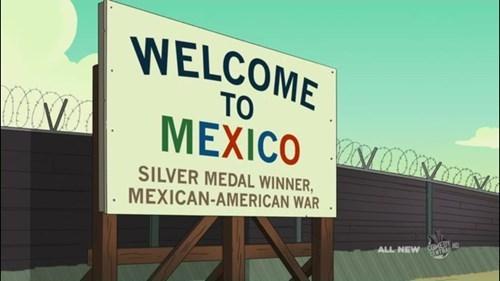 mexico futurama - 8390641920
