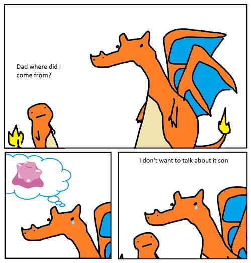Pokémon charmander breeding ditto - 8390729472