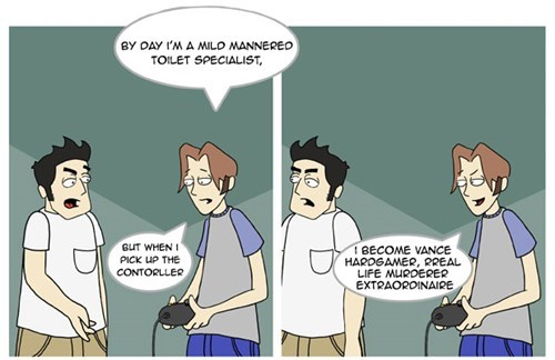 sad but true video games web comics - 8390869760