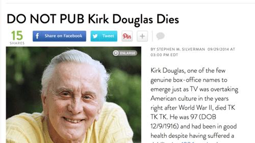people kirk douglas obituary - 8390952448