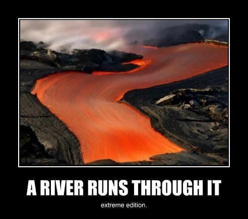 Movie,river runs through it,lava,funny