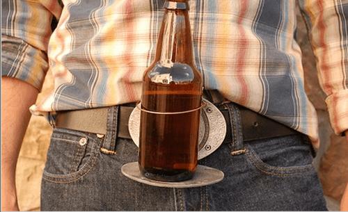 beer belt buckle poorly dressed belt - 8391061504