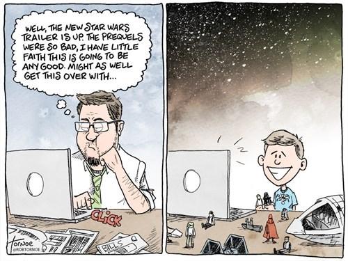 sick truth star wars web comics - 8391076352