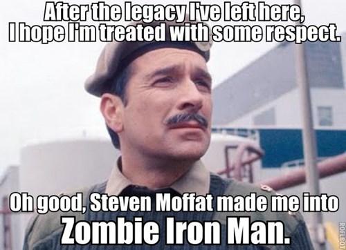 cyberman Steven Moffat - 8391089152