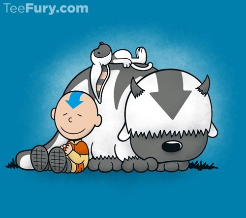 peanuts Avatar the Last Airbender for sale - 8391107328