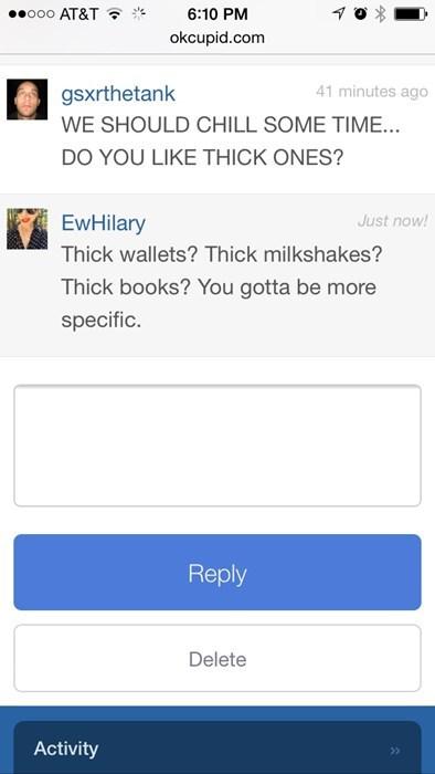 wtf awesome idiots online dating milkshake - 8391116288