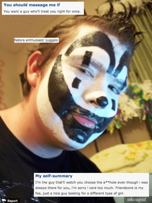 okcupid juggalos ICP dating - 8391122432