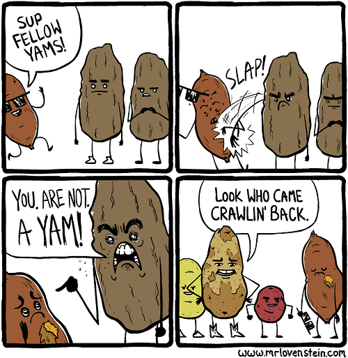 vegetables potato web comics - 8391136000