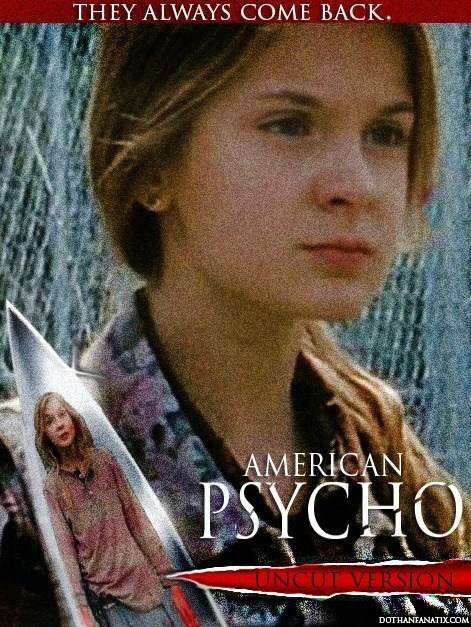 lizzie is crazy american psycho - 8391144704