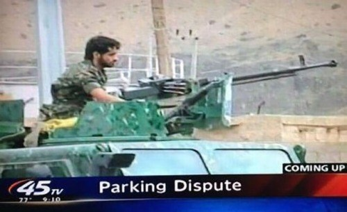 On-Air Blooper news parking g rated fail nation - 8391353600
