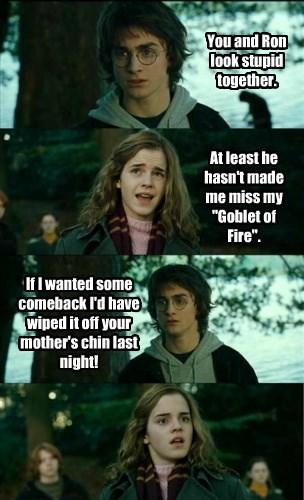 Harry Potter- R
