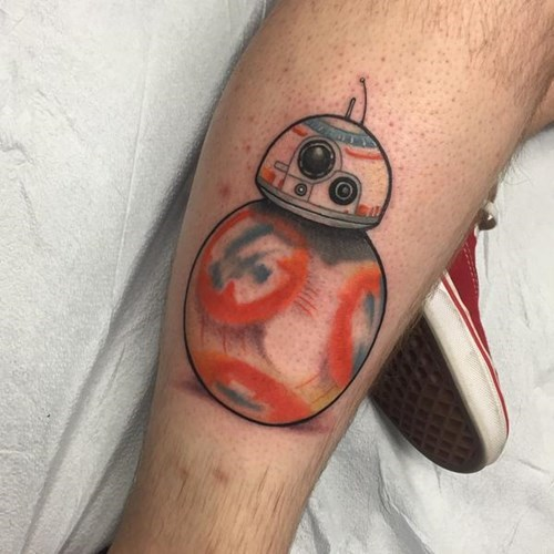 star wars design tattoos - 8391363328