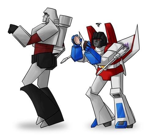 Fan Art transformers - 8391411456