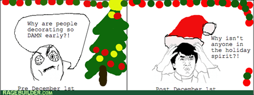 december decoration conundrum holidays - 8391480576