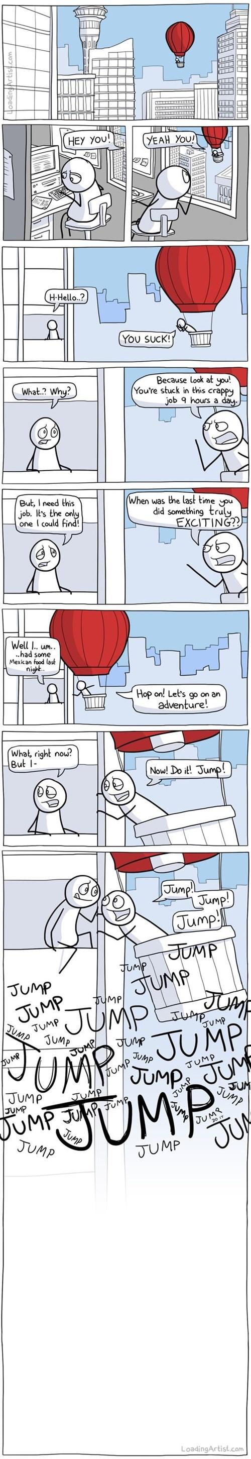 yikes Balloons web comics - 8391859712
