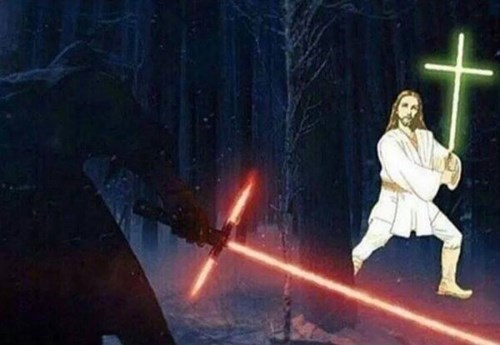 jesus star wars episode vii star wars lightsabers jesus christ episode vii episode 7 star wars episode 7 - 8391991808