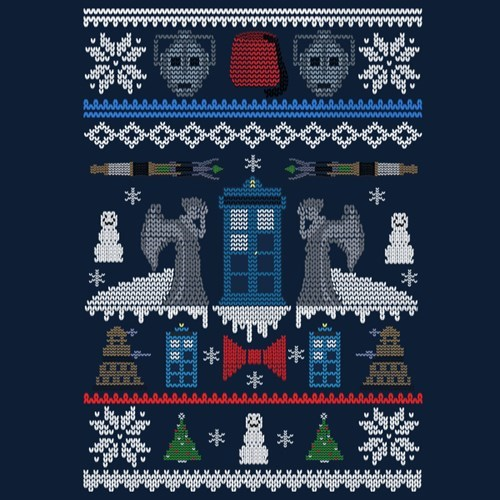 doctor who christmas for sale ugly sweater - 8392019200