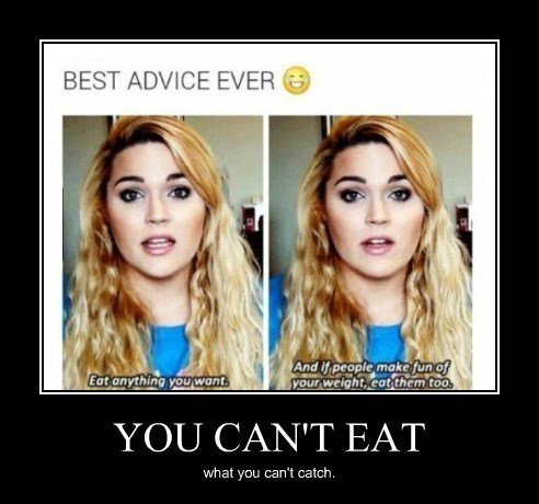 advice food funny quick