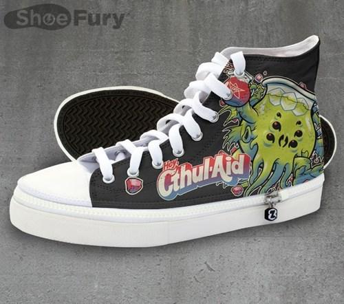 shoes kool aid for sale cthulhu - 8392146944