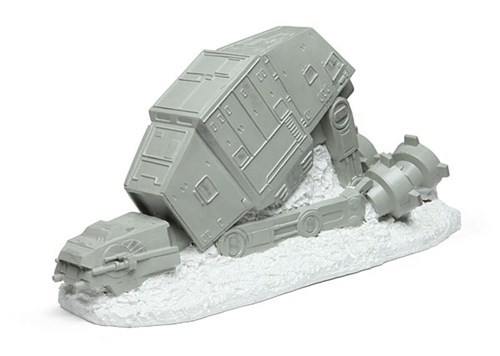 lawn at-at walker star wars at at
