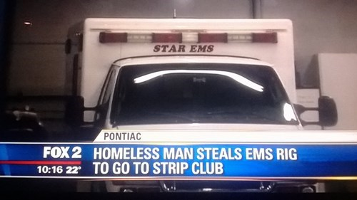 news,strip club,cars,Probably bad News,fail nation,g rated