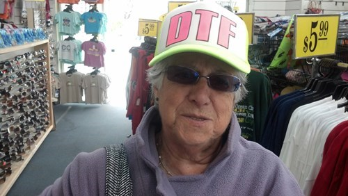 poorly dressed dtf hat - 8393029376