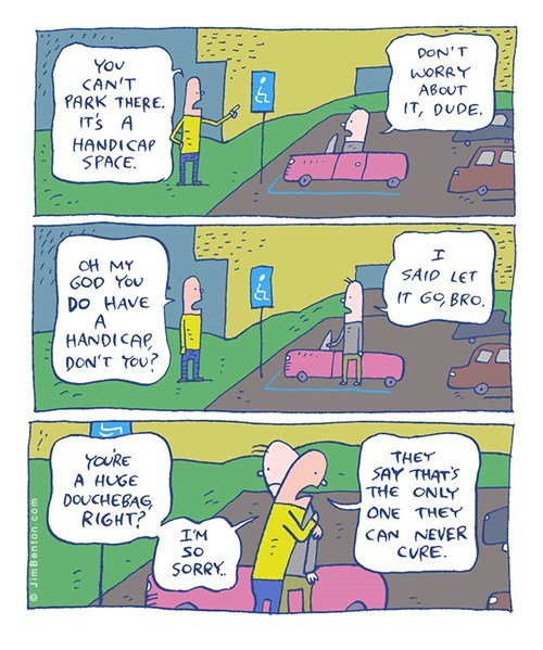 cars sad but true douchebags parking web comics - 8393063424