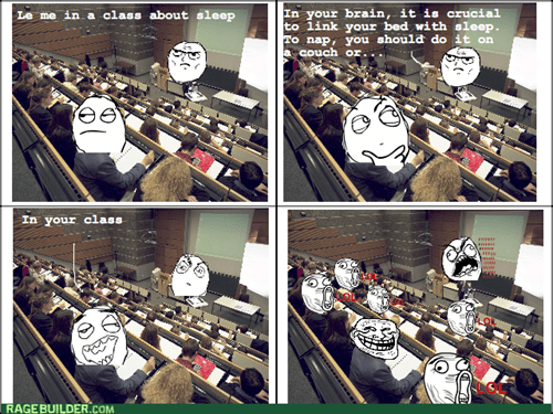 lecture school sleep rage - 8393201152