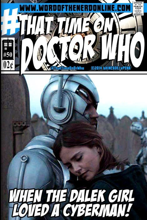 clara oswin oswald detective comic danny pink - 8393229568