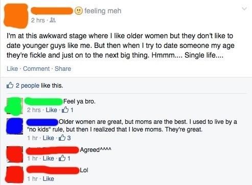 creepy cringe moms facebook - 8393242624