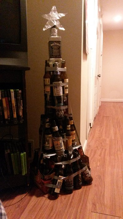christmas alcohol christmas tree funny after 12 - 8393264896