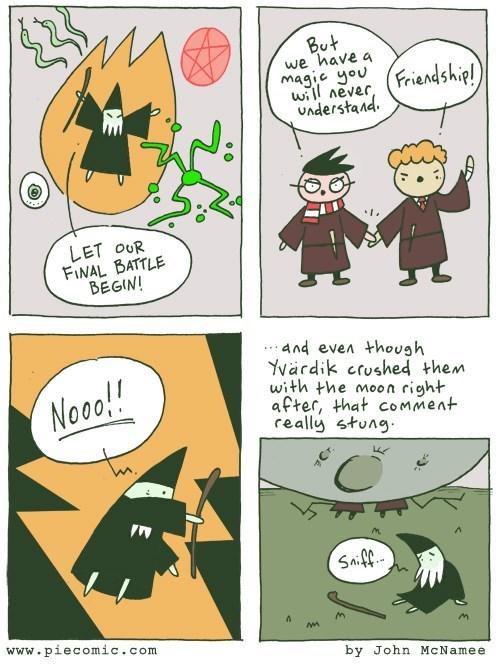 friendship wizards web comics magic - 8393320704