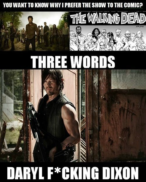 daryl dixon comic books The Walking Dead - 8393494784