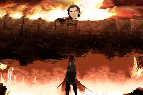 anime crossover cartoons korra attack on titan book 4 kuvira - 8394059264