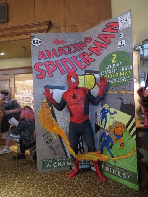 cosplay comic books Spider-Man - 8394082560
