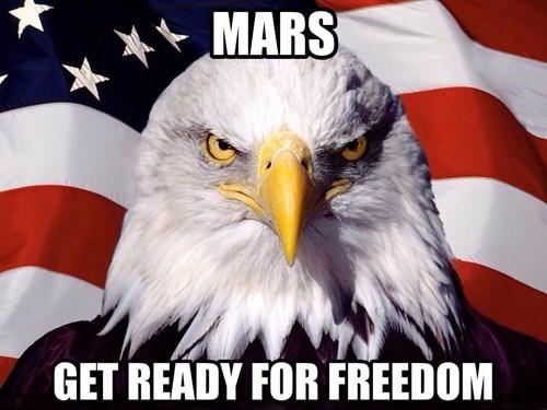 nasa freedom Mars - 8394095104