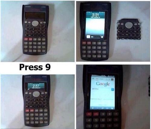 calculators the internets tricks google - 8394109184