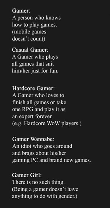 gaming,gamers
