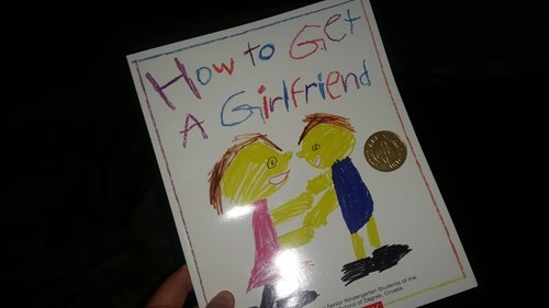 wtf girlfriend books funny