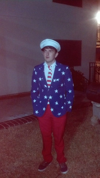 americana,awesome,suit,funny