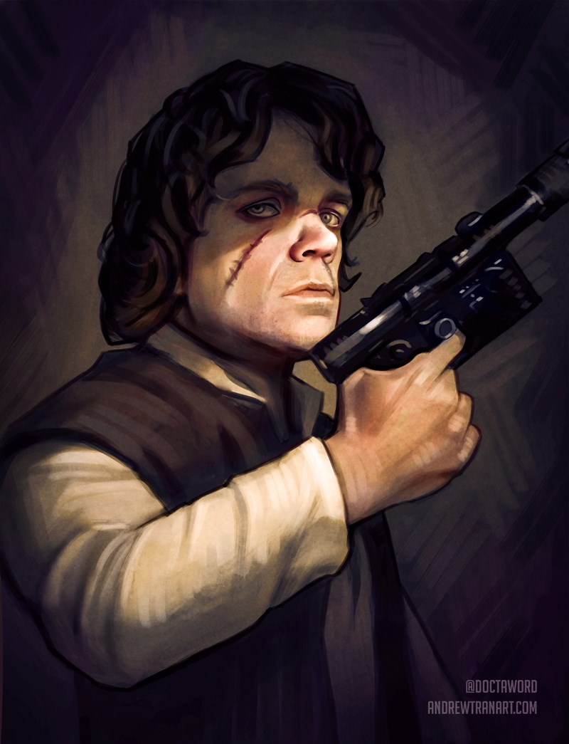 art star wars Game of Thrones artist artwork nerd