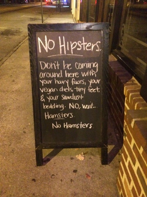sign hipster pub funny - 8394290944
