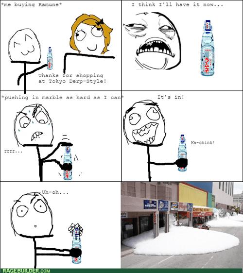 soda shake ramune bubbles - 8394385920